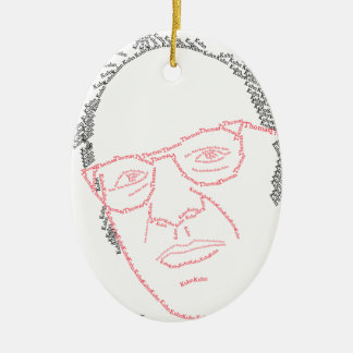 Thomas Kuhn Ornament