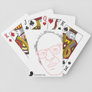 Thomas Kuhn Playing Cards