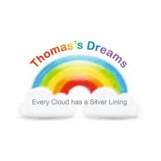 thomas logo cut outs