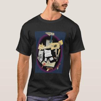 Thomas M. Cassidy & John M. Bennett Collaborations T-Shirt