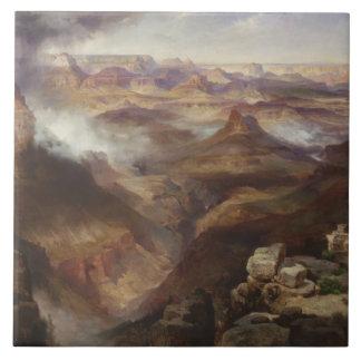 Thomas Moran - Grand Canyon of the Colorado River Tile