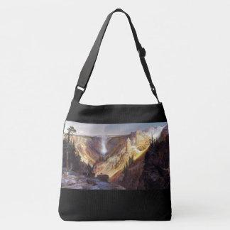 Thomas Moran Yellowstone Waterfall Tote Bag
