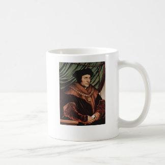 Thomas More Classic White Coffee Mug