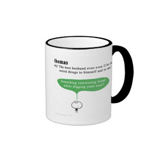 thomas coffee mugs