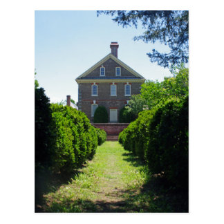 Thomas Nelson House Postcard