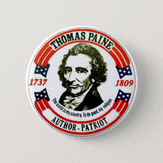 Thomas Paine - Button