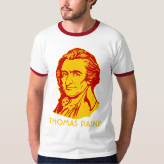 Thomas Paine Customizable Shirt