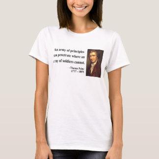 Thomas Paine Quote 4b T-Shirt