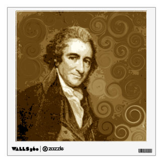 Thomas Paine Wall Decal