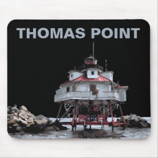 THOMAS POINT LIGHT MOUSE PAD