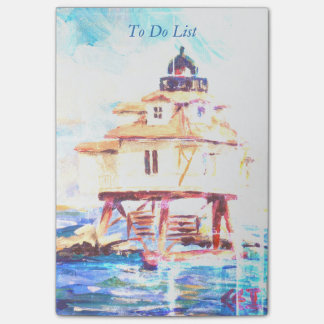 Thomas Point Lighthouse Vendredi Post-it® Notes