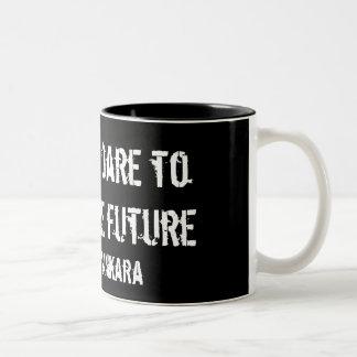 Thomas Sankara Black/White/Red Mug