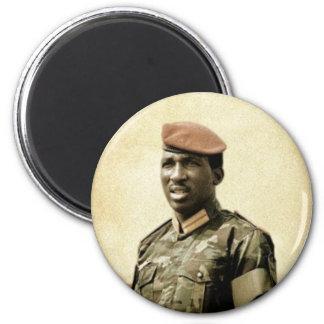 Thomas Sankara - Burkina Faso - African President 2 Inch Round Magnet