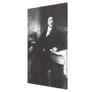 Thomas Telford, 1831 Stretched Canvas Prints