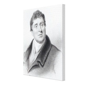 Thomas Telford, 1831 Gallery Wrapped Canvas