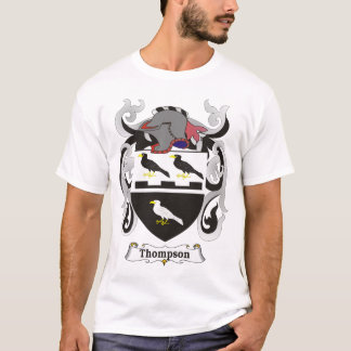Thompson Family Coat of Arms T-shirt