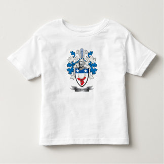 Thompson Family Crest Coat of Arms Toddler T-shirt