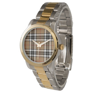 Thomson Camel Oversized Two-Toned Watch