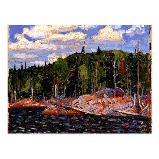 Thomson - Lakeside, Spring, Algonquin Park Postcard