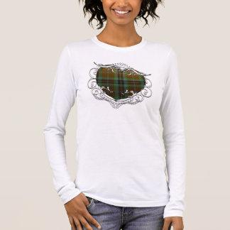 Thomson Tartan Heart Long Sleeve T-Shirt