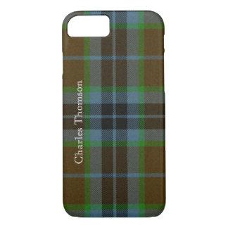 Thomson Tartan Plaid iPhone 7 Case