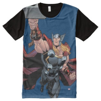 Thor Assemble All-Over-Print T-Shirt