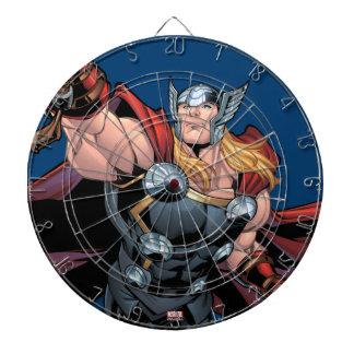 Thor Assemble Dartboard