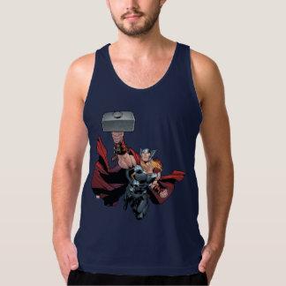 Thor Assemble Tank Top