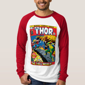 Thor: Beware If This Be Ragnarok T-Shirt
