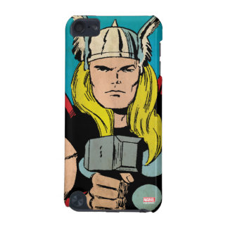 """Thor """"God of Thunder"""" Comic Panel iPod Touch 5G Cover"""