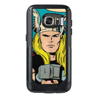 "Thor ""God of Thunder"" Comic Panel OtterBox Samsung Galaxy S7 Case"