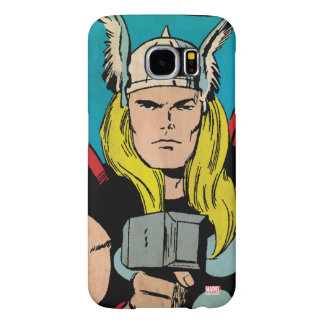 "Thor ""God of Thunder"" Comic Panel Samsung Galaxy S6 Cases"