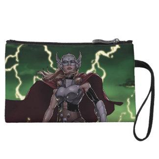 Thor Over Slain Enemies Wristlet