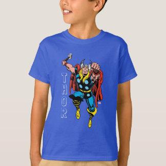 Thor Punching Attack T-Shirt