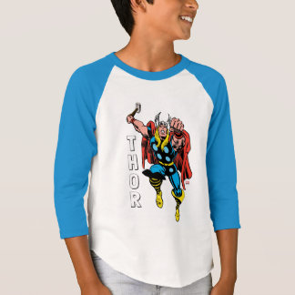 Thor Punching Attack Tees