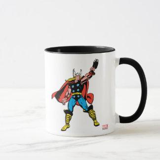 Thor Raising Mjolnir Mug
