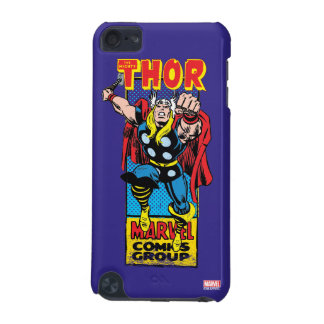Thor Retro Comic Graphic iPod Touch (5th Generation) Cover