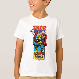 Thor Retro Comic Graphic T-Shirt