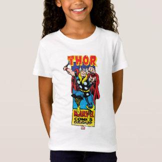 Thor Retro Comic Graphic Tees
