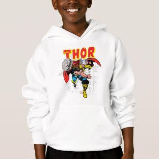 Thor Retro Comic Price Graphic