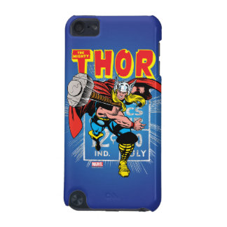 Thor Retro Comic Price Graphic iPod Touch (5th Generation) Covers