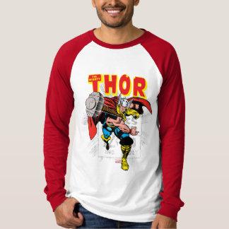 Thor Retro Comic Price Graphic Tees