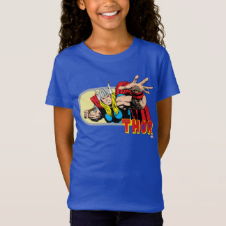 Thor Retro Graphic T-Shirt
