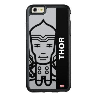 Thor Stylized Line Art OtterBox iPhone 6/6s Plus Case