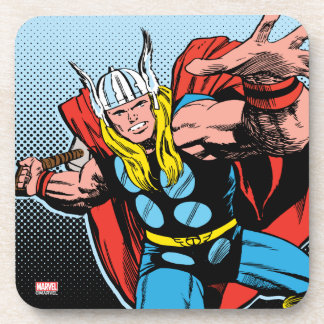 Thor Swing Back Mjolnir Coasters