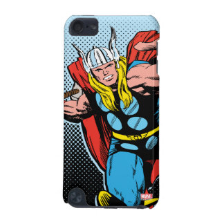 Thor Swing Back Mjolnir iPod Touch (5th Generation) Covers