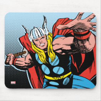 Thor Swing Back Mjolnir Mouse Pad