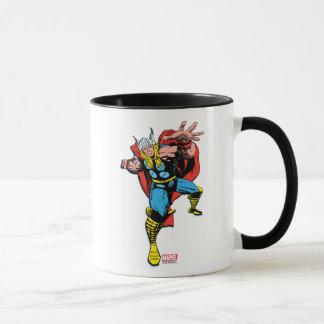 Thor Swing Back Mjolnir Mug