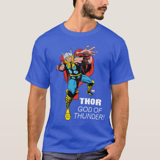 Thor Swing Back Mjolnir T-Shirt