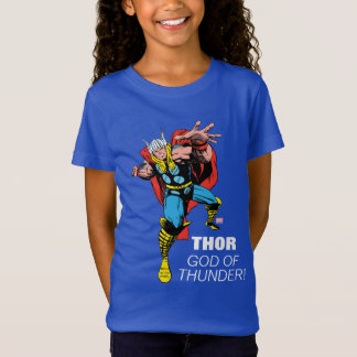 Thor Swing Back Mjolnir T-Shirt